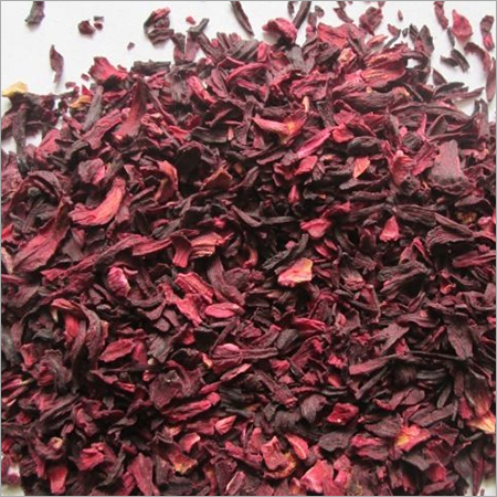 Hibiscus Flakes & Powder