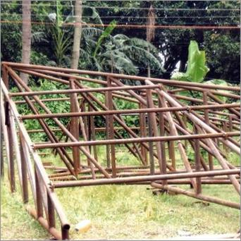Fabricated Steel Girder
