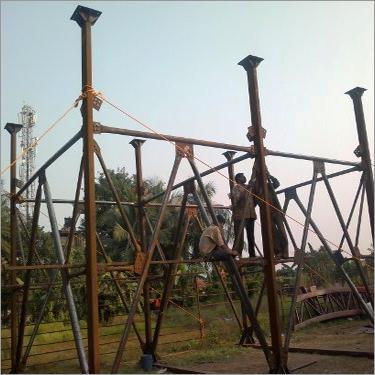 Steel Tower Fabrication