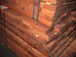 Merbau Wood Easy To Shaped