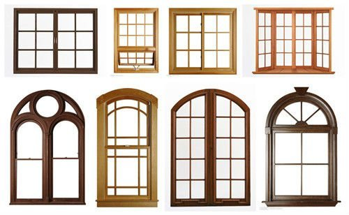 Wooden Window Frames - Wooden Window Frames Exporter, Importer ...