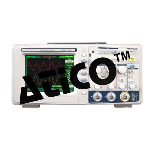 Digital Storage Oscilloscope Duel Channel