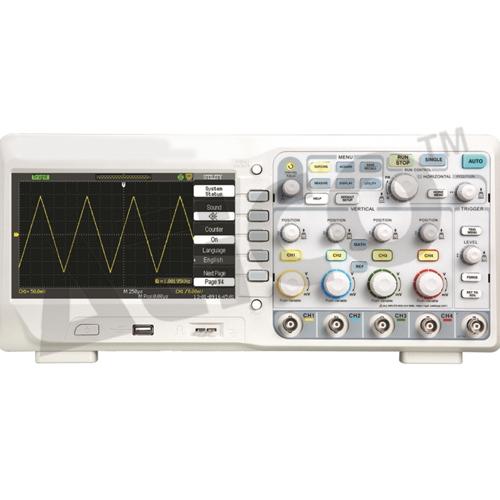 Digital Storage Oscilloscope Four Channel