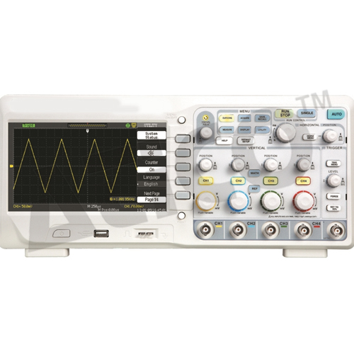 Digital Storage Oscilloscope Four Channel