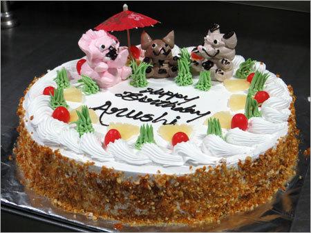Cake Shape Animal