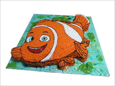 Cake Shaped Fish