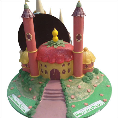 Cake shaped Tower