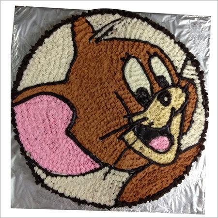 Cartoon Shape Cakes