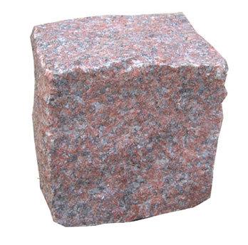 Magadi Red Granite Cobbles Stone