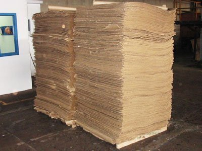 Unbleached Softwood Kraft Pulp