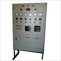 Extruder Control Panel