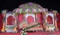 INDIAN WEDDING SUNSHINE STAGE