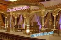 Indian Royal Wedding Mandap