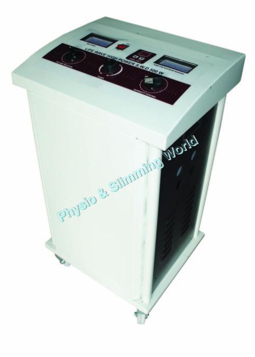 shortwave diathermy 500 watt.