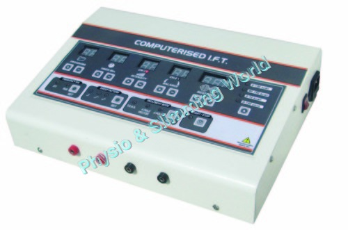 Interferential Therapy Machine