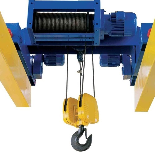 EOT Crane Trolley