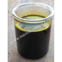 Marine Used Oil