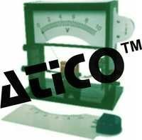 Interscale Demonstration Meter With DC/AC Scales
