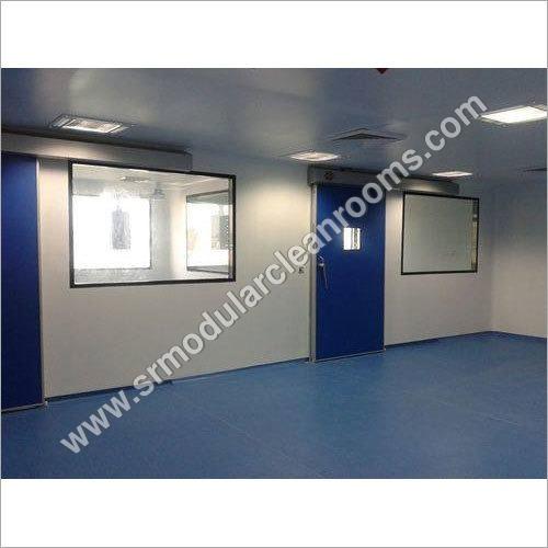 Pharma Clean Room Doors