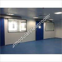 Pharma Clean Room Doors