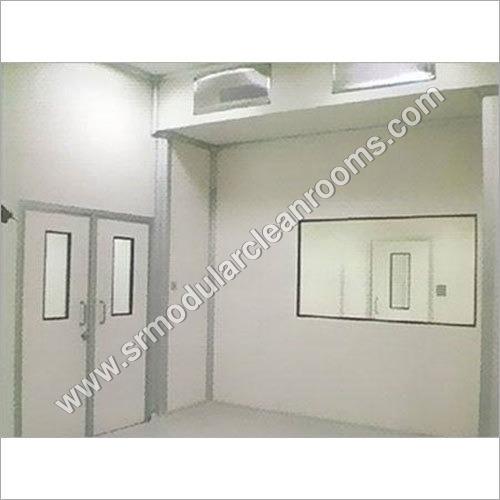 Modular Clean Room Ancillaries