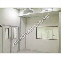 Modular Clean Room Ancillaries
