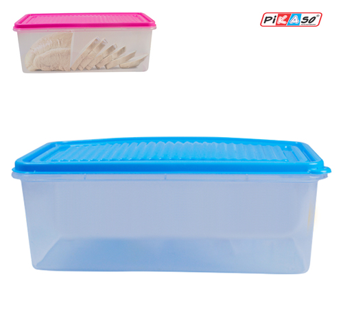 Bread Box Plastic Containers