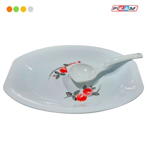 Rice Plate (Shrink Pack)