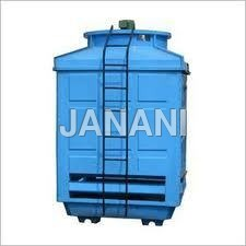 Square Sharp FRP Cooling Tower