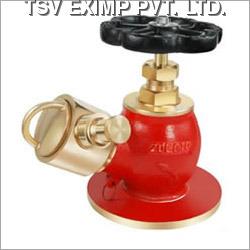Bronze Landing (Fire Hydrant) Valve (Flanged)
