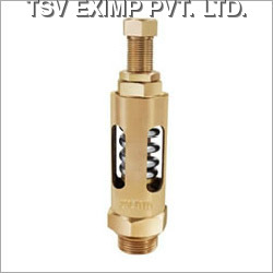 Bronze Spring Loaded Safety Relief Valve (Screwed)