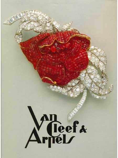 Vanc Leef & Arpels JEWELLRY BOOK