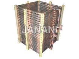 Induction Furnace Heat Exchanger