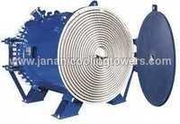 spiral heat exchangers