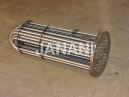 U Tube Heat Exchangers