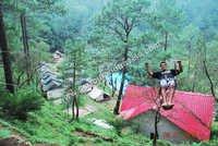 Camping Tour Himalaya