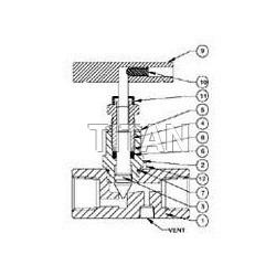 bonnet needle valve