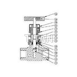 Single Port Gauge Needle Valve