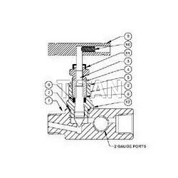 Multi Port Gauge Needle Valve