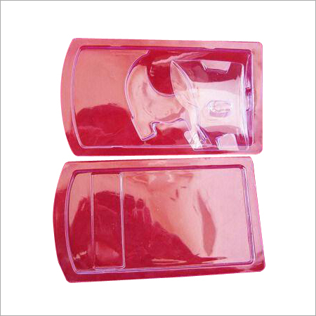 PVC Electronic Blister Tray