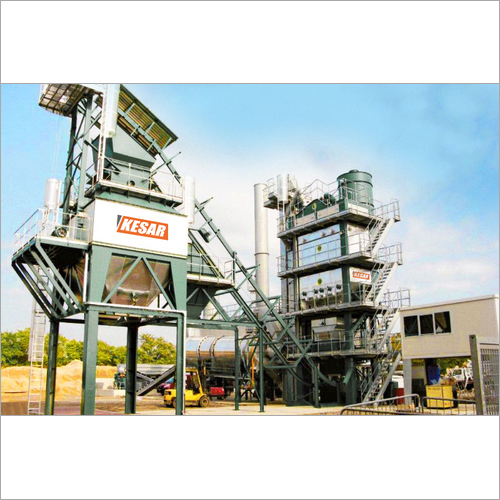Batch Type Hot Mix Plant