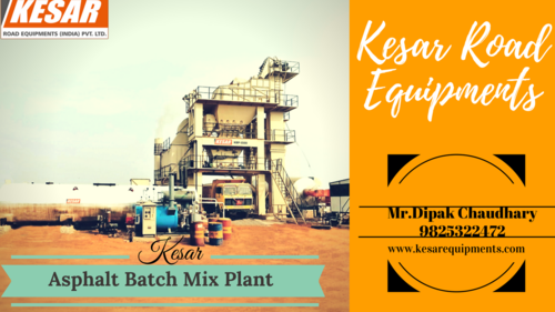 Asphalt Batch Plant