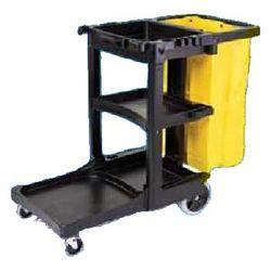 Cleaning Tools Trolley