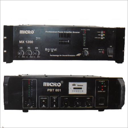 Digital Audio Amplifiers