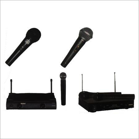 Amplifier Microphone