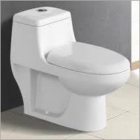 One Piece Toilet Dual Flush