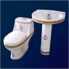 Ceramic One Piece Toilets