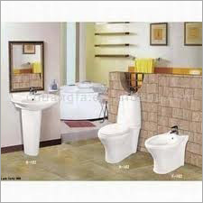Automatic Flush Toilet