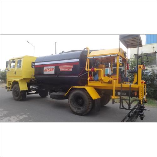 Truck Mounted Bitumen Pressure Distributor Certifications: Iso 9001:2008