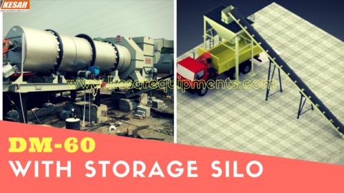 Asphalt Storage Silos